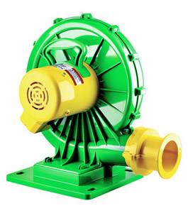 B-Air Koala Power 1/2HP Blower
