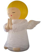 Custom Inflatable Angel