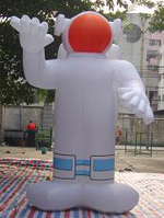 Custom Inflatable Astronaut