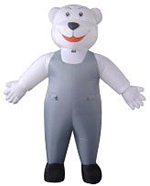 Custom Inflatable Bear 4