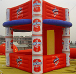 Custom Inflatable Booth 2