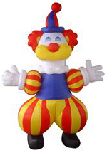 Custom Inflatable Clown-2