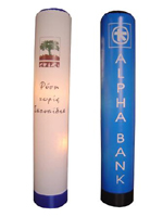 Custom Inflatable Column 2