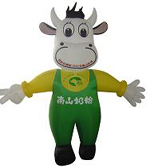 Custom Inflatable Cow 2