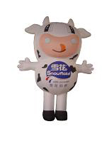 Custom Inflatable Cow 4