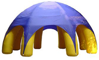 Custom Inflatable Dome 6