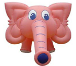 Custom Inflatable Elephant 2