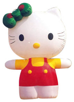 Custom Inflatable Hello Kitty