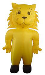 Custom Inflatable Lion