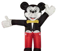 Custom Inflatable Mickey Mouse 3