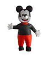 Custom Inflatable Mickey Mouse 4