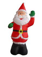 Custom Inflatable Santa Clause 9