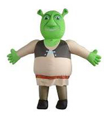 Custom Inflatable Shrek