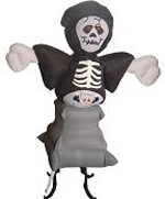 Custom Inflatable Skeleton