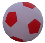 Custom Inflatable Soccer Ball 2