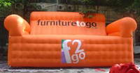 Custom Inflatable Sofa