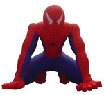 Custom Inflatable Spider Man