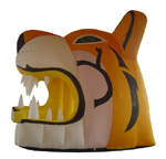 Custom Inflatable Tiger