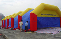 Custom Inflatable Tunnel 1