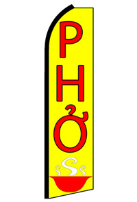 PHO Feather Flag