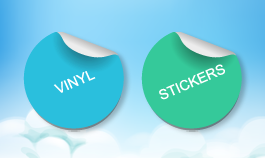 Custom Design Online - Stickers