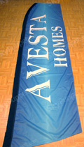 Avesta Homes Custom Feather Flag