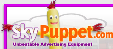 Sky Puppet Advertising Equipment
